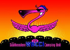 Southeastern Camping Unit logo