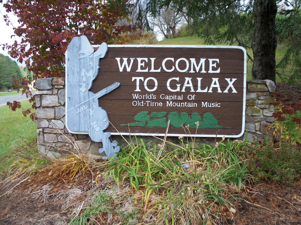 galax Old Fiddlers Rally region 3