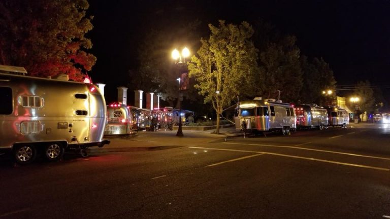 Airstreams on Main