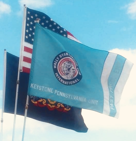 Keystone flag