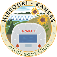 Missouri-Kansas Airstream Club Logo