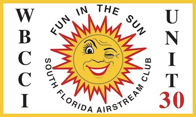 South Florida Club Flag