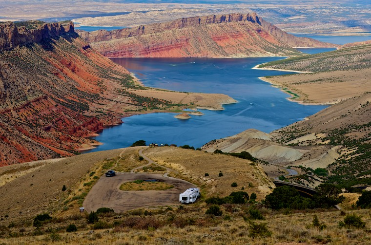 Flaming Gorge CAC